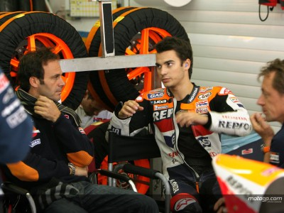 Pedrosa OK with larger RC212V