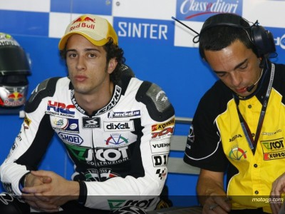 Montiron thrilled with Dovizioso and 2008