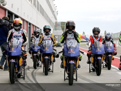 La selezione dei Rookie Red Bull per lo showdown al Paul Ricard