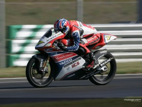 Top ten finishes in Valencia for Academy duo