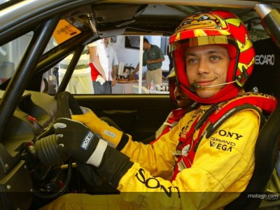 Rossi set for Monza Rally Show participation