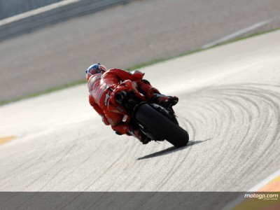 Final MotoGP test of 2007 next week in Jerez