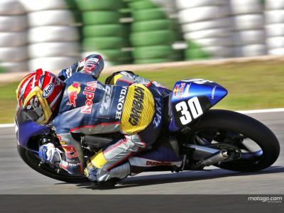 Nakagami, da Academia de MotoGP, foi quarto no CEV em Jerez