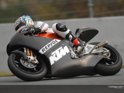 Simon ha bisogno di maggiore esperienza con il ritorno in KTM