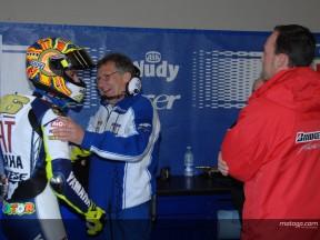 Rossis erste Eindrücke nach Bridgestone Test
