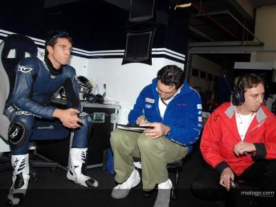 Excelente rendimiento de los pilotos Gresini en Jerez