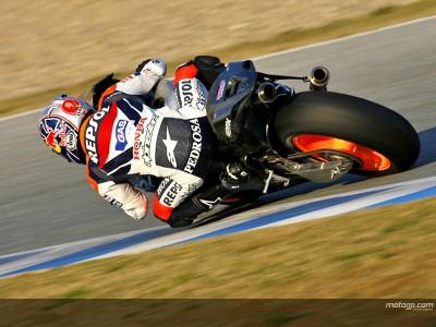 Michelin toma buena nota del Test de Jerez