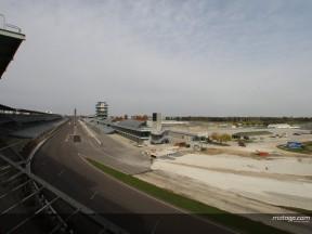 Le modifiche al circuito di Indianapolis sono nei tempi