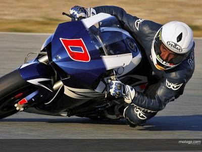 De Angelis a aprender depressa depois de subida para o MotoGP