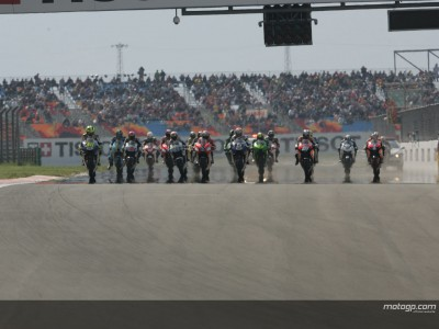 MotoGP provisional entry list for 2008