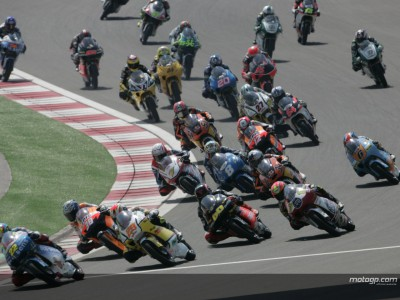 125cc provisional entry list for 2008