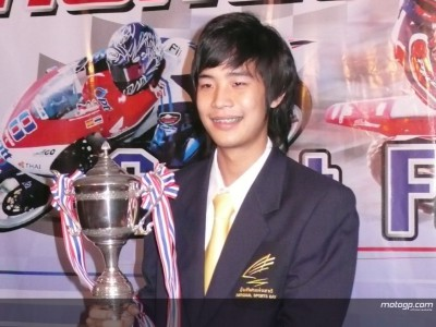 Wilairot receives sports award in Thailand