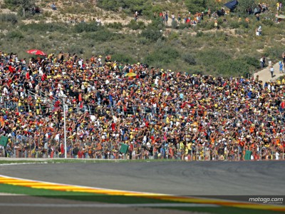 MotoGP attendance hits new heights in 2007