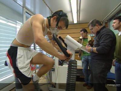 La promoción 2008 de la Academy pasa revisión médica