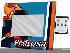Pedrosa, imagen de una nueva colección de dispositivos digitales