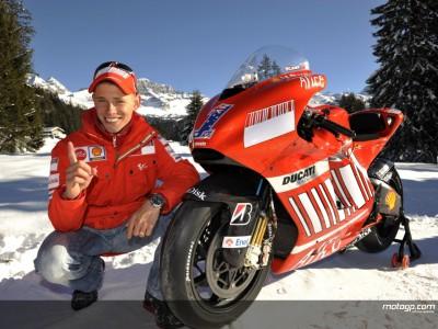 La Ducati firma una nuova sponsorizzazione con la Enel