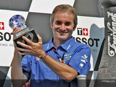 El francés Louis Rossi tendrá un director técnico de primer nivel