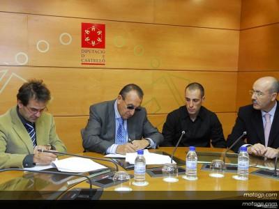 Debón contará con el patrocinio del aeropuerto de Castellón