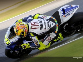 New engine gives Rossi positive feeling