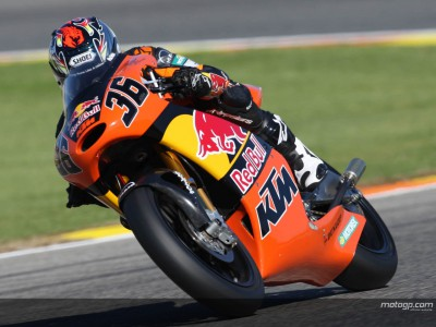 125cc and 250cc testing starts tomorrow in Jerez