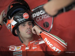 Suppo unfazed by Ducati teething problems