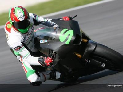 Kawasaki estrena un motor versión `screamer´ en Sepang