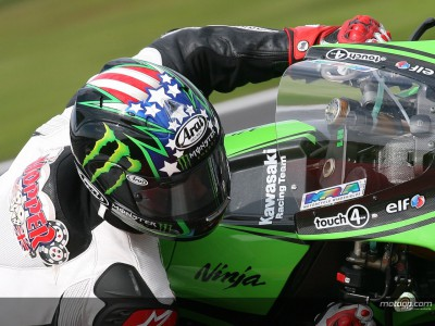 Monster, nuevo sponsor de Kawasaki Racing