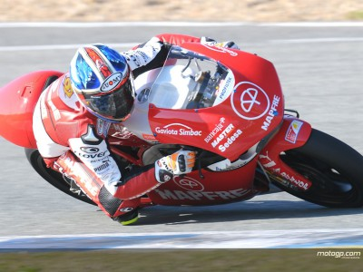 Bautista leads the way as 250cc continues in Jerez