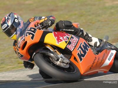 Red Bull KTM temine fort à Jerez