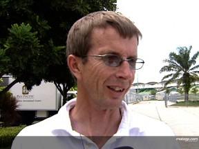 Benson liefert Erkenntnisse über Verbesserungen der RC212V
