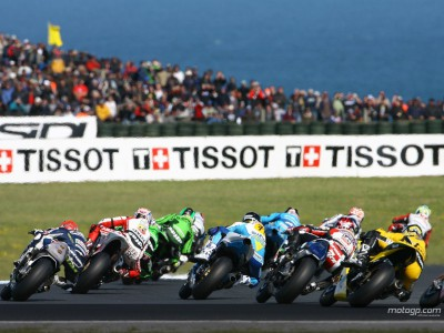 MotoGP majority move on to Phillip Island this week
