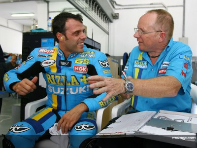 Shenton delighted with Capirossi input