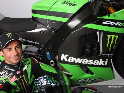 Kawasaki exhibe su nueva decoración