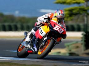 Second fastest Hayden frustrated in Phillip Island