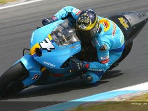Vermeulen satisfied with Suzuki's Phillip Island focus