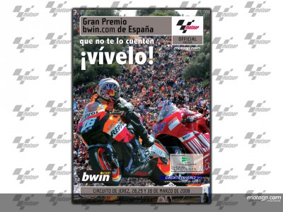 Jerez race poster unveiled in Madrid