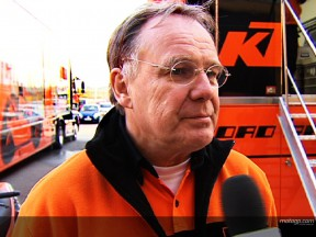 Bartol comenta el nuevo método de trabajo de KTM