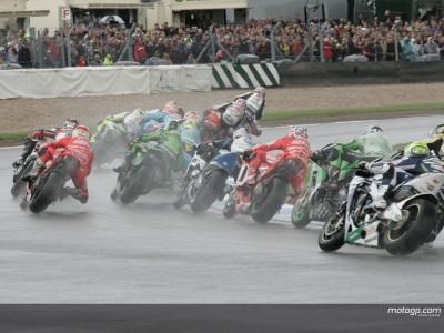 FIM verkündet die offizielle MotoGP Starterliste 2008
