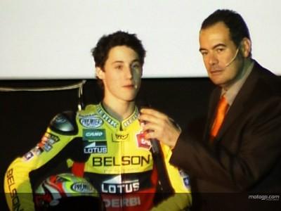 Belson Derbi present team in Madrid