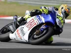 Rossi : « Nous avons bien progressé »