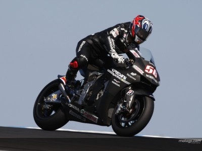 Nakano noting improvement after Sepang test
