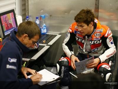 Hayden grateful for Honda hard graft