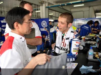 Bridgestone, con la vista puesta en el Test Oficial de MotoGP