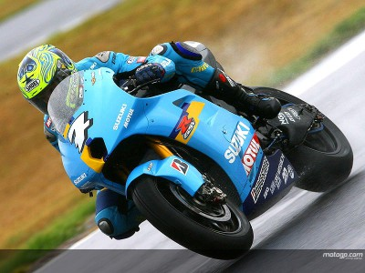 Suzuki relishing European test return at Jerez