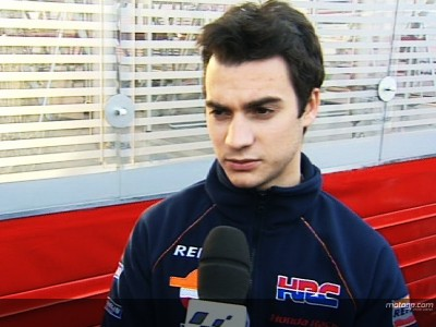 Pedrosa back on track after Sepang hand fracture