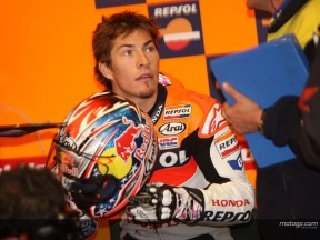 Hayden reviews Jerez visit