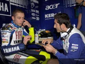 Rossi erwartet sich in Qatar konkurrenzfähig zu sein