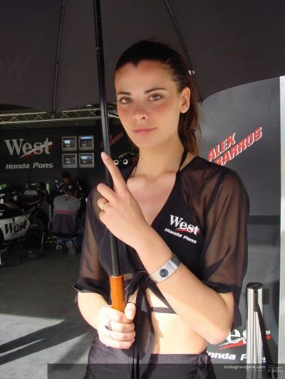 Stoner content with Jerez performance