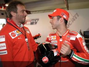 Melandri zieht Bilanz über Jerez Test