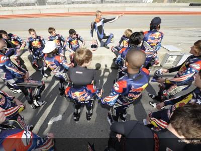 Laguna Seca acoge el primer test de la Red Bull AMA U.S. Rookies Cup